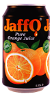 Jaffo Orange Juice 330ml Can - Unique to the marketplace