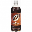 A&W Root Beer Bottle
